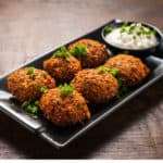 Low FODMAP Vegan Falafel | No Onion No Garlic Recipe