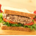 Low FODMAP Classic Tuna Salad Sandwiches