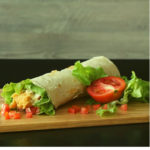 Low FODMAP Tasty Chicken Wraps