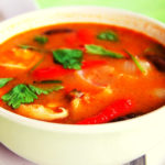 low fodmap prawn curry