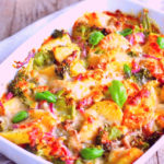 Low FODMAP Sausage & Vegetable Casserole