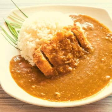 Low FODMAP Chicken Katsu Curry