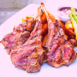 low fodmap lamb chops