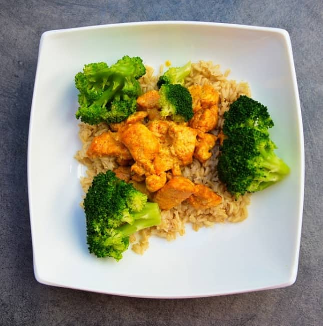 Low FODMAP Orange Chicken
